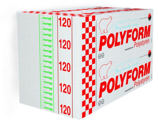 Fasádny polystyrén EPS 70F, 1m3