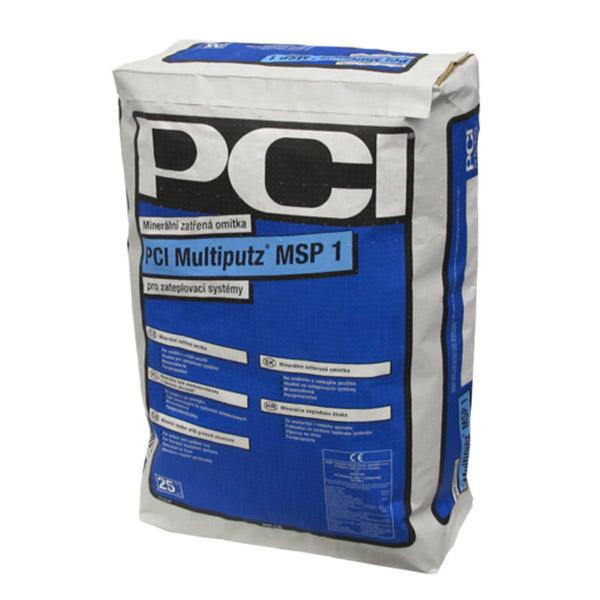 PCI Multiputz MSP1 minerálna omietka, 25kg