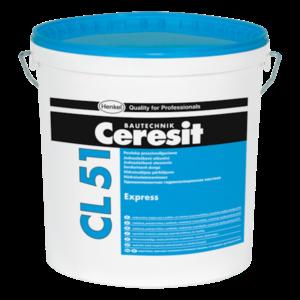 Ceresit CL 51 jednozložková hydroizolácia, 15kg