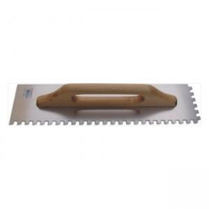 Hladítko nerez zubové – 6×6 mm