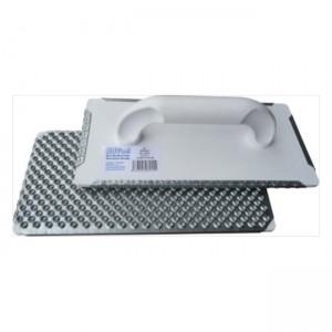 Škrabák plastový 275×130, poz. plech