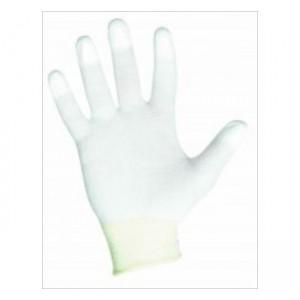 LARK rukavice nyl. PU špička