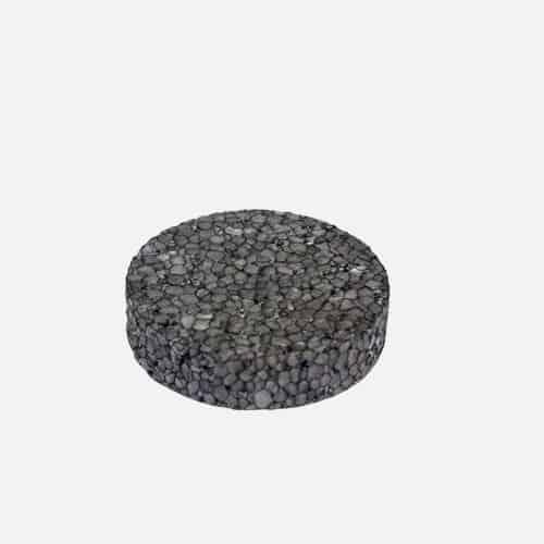 Izolačná záslepka (zátka) – polystyrénová šedá, 63mm – 100ks